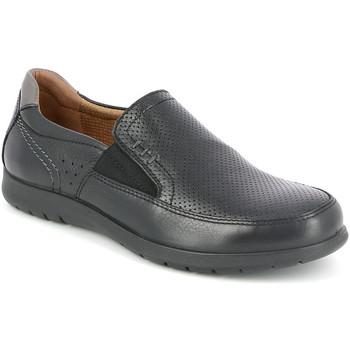 Čevlji  Moški Mokasini Grunland SC4449 Črna