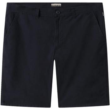 Oblačila Moški Kratke hlače & Bermuda Napapijri NP0A4E1L Modra