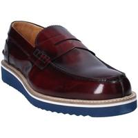 Čevlji  Moški Mokasini Exton 5102 Rjav