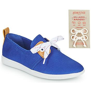 Čevlji  Otroci Nizke superge Armistice STONE ONE Modra