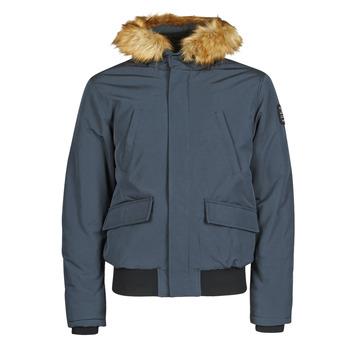 Oblačila Moški Jakne Schott WASHINGTON2 Modra