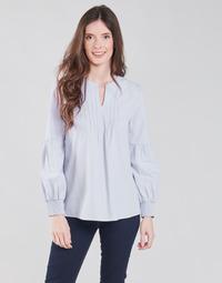 Oblačila Ženske Topi & Bluze S.Oliver 14-1Q1-11-4016-48W6 Vijolična