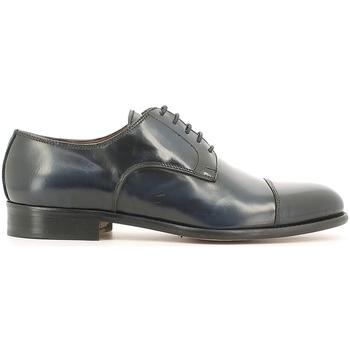Čevlji  Moški Čevlji Derby Rogers 855-15 Modra