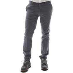 Oblačila Moški Hlače Chino / Carrot Sei3sei 6OYSTER E1653 Črna