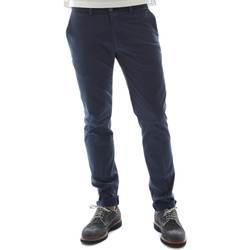 Oblačila Moški Hlače Chino / Carrot Sei3sei 6OYSTER E1669 Modra