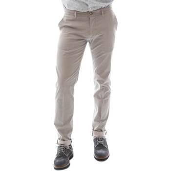 Oblačila Moški Hlače Chino / Carrot Sei3sei 6OYSTER E1669 Črna