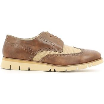 Čevlji  Moški Čevlji Derby Lion 20942 Rjav