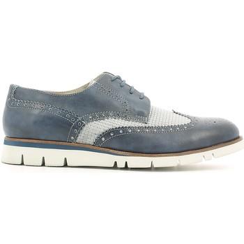 Čevlji  Moški Čevlji Derby Lion 20942 Modra