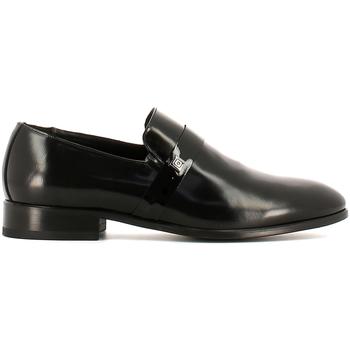 Čevlji  Moški Mokasini Rogers 10MB Črna