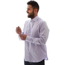 Oblačila Moški Srajce z dolgimi rokavi Gmf GMF5 4728 961105/04 Roza