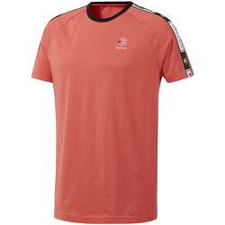 Oblačila Moški Majice s kratkimi rokavi Reebok Sport DT8145 Roza
