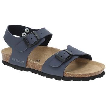 Čevlji  Dečki Sandali & Odprti čevlji Grunland SB0901 Modra