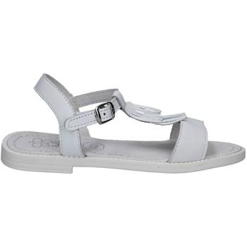 Čevlji  Otroci Sandali & Odprti čevlji Lulu LT080061L Biely