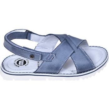 Čevlji  Deklice Sandali & Odprti čevlji Melania ME4096D9E.F Modra