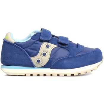Čevlji  Otroci Nizke superge Saucony SK262487 Modra