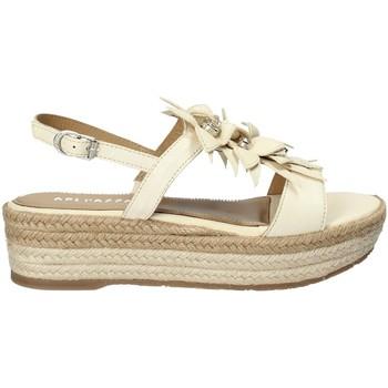Čevlji  Ženske Sandali & Odprti čevlji Apepazza BRB05 Biely