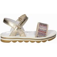 Čevlji  Otroci Sandali & Odprti čevlji Melania ME4016D8E.B Rumena