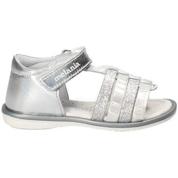Čevlji  Otroci Sandali & Odprti čevlji Melania ME8173B8E.B Siva