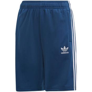 Oblačila Otroci Kratke hlače & Bermuda adidas Originals DW9297 Modra