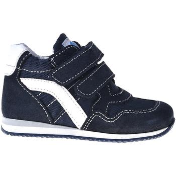 Čevlji  Otroci Visoke superge Melania ME1097B7E.B Modra