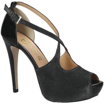 Čevlji  Ženske Sandali & Odprti čevlji Grace Shoes 1552 Črna