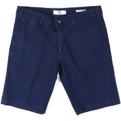 Oblačila Moški Kratke hlače & Bermuda Sei3sei PZV132 8137 Modra