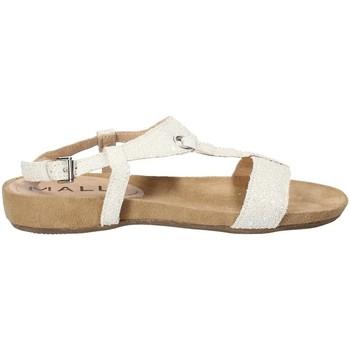 Čevlji  Ženske Sandali & Odprti čevlji Mally 4681 Biely