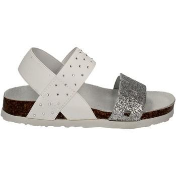 Čevlji  Deklice Sandali & Odprti čevlji Bionatura WANDA Biely
