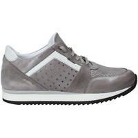 Čevlji  Moški Nizke superge Exton 558 Siva