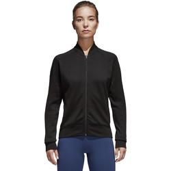 Oblačila Ženske Puloverji adidas Originals CF0334 Črna