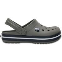 Čevlji  Otroci Natikači Crocs 204537 Siva