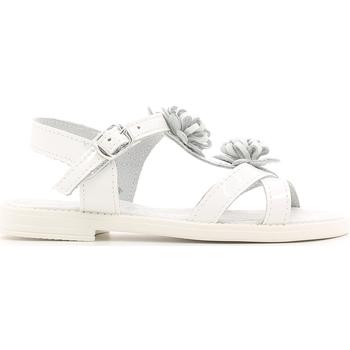 Čevlji  Otroci Sandali & Odprti čevlji Lulu LT080056L Biely
