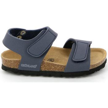 Čevlji  Otroci Sandali & Odprti čevlji Grunland SB0014 Modra