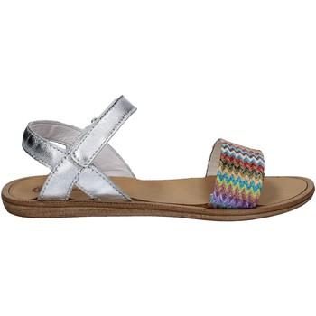 Čevlji  Deklice Sandali & Odprti čevlji Melania ME6074F7E.D Siva