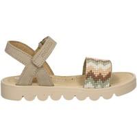 Čevlji  Deklice Sandali & Odprti čevlji Melania ME4005D7E.A Bež
