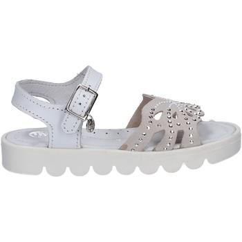 Čevlji  Deklice Sandali & Odprti čevlji Melania ME4047D7E.A Biely