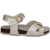 Čevlji  Otroci Sandali & Odprti čevlji Bionatura 22B1005 Biely