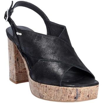 Čevlji  Ženske Sandali & Odprti čevlji IgI&CO 1186 Črna