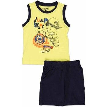 Oblačila Otroci Otroški kompleti Losan 815-8042AC Rumena