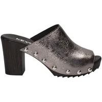 Čevlji  Ženske Natikači Keys 5868 Siva
