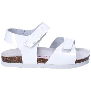 Čevlji  Deklice Sandali & Odprti čevlji Bionatura 22B1019 Biely