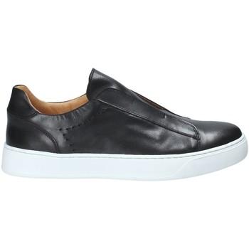 Čevlji  Moški Slips on Exton 510 Črna