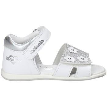 Čevlji  Deklice Sandali & Odprti čevlji Melania ME0801A8E.A Biely