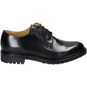 Čevlji  Moški Čevlji Derby Rogers 122A Črna