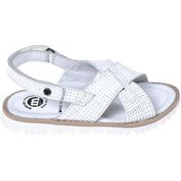 Čevlji  Deklice Sandali & Odprti čevlji Melania ME4096D9E.E Biely