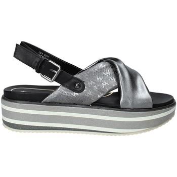 Čevlji  Ženske Sandali & Odprti čevlji Wrangler WL91615A Siva