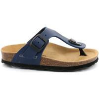 Čevlji  Otroci Japonke Grunland CB0926 Modra