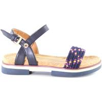 Čevlji  Ženske Sandali & Odprti čevlji Wrangler WL01560A Modra