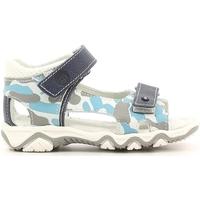 Čevlji  Otroci Sandali & Odprti čevlji Melania ME8105B6E.B Biely