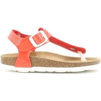 Čevlji  Deklice Sandali & Odprti čevlji Grunland SB0031 Oranžna